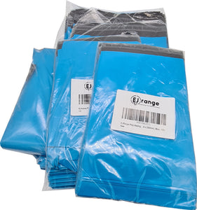 EJRange Coloured Mailing Bags Strong Poly Postal Postage Post Mail Self Seal