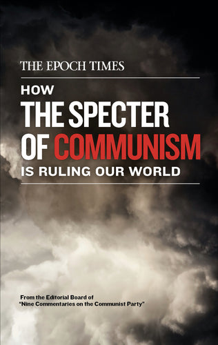 NEW! How the Specter of Communism Is Ruling Our World (3 Books) Paperback
