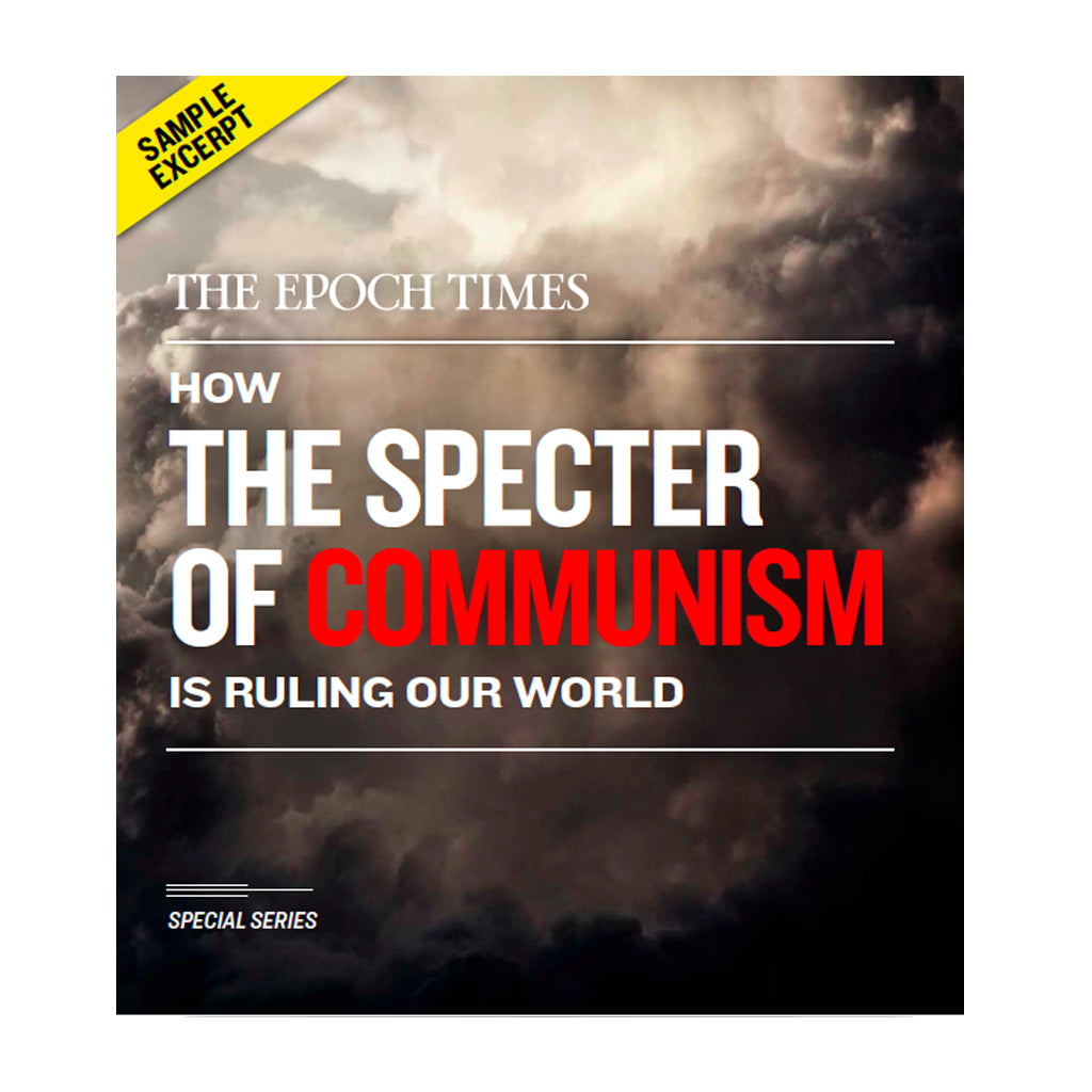 How the Specter of Communism is Ruling our World, Excerpt (5 or 10 copies)