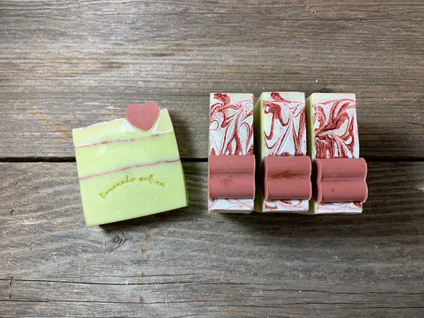 LOVE YOU MORE - An Herbal Artisan Soap