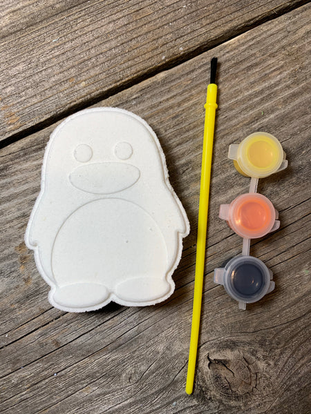 UNICORN, BEAR & PENGUIN PAINT YOUR OWN BATH BOMB SET