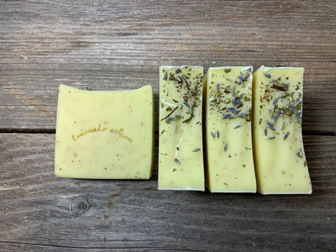 THE CASEY - A Peppermint & Lavender Artisan Soap