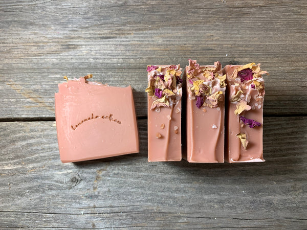 Happy Mother's Day - A Lovely Floral Artisan Soap
