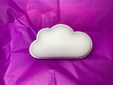 BIG O' 3D CLOUD BATH BOMB