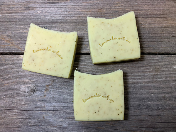 THE CASEY - A Peppermint & Lavender Goat's Milk Soap