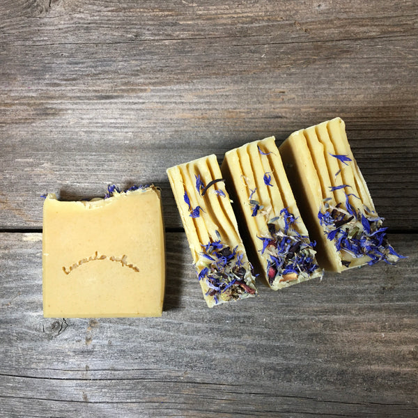 THE MITCHELL - A Lavender Goat's Milk Soap