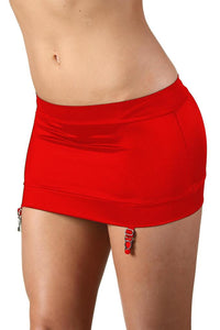 Double banded garter Skirt