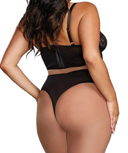 DreamGirl Underwire Lace Two Piece