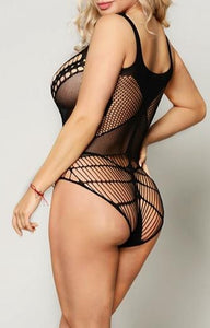Multi Net Bodysuit