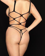 Load image into Gallery viewer, Cage Net Bodysuit