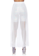 Load image into Gallery viewer, Multi Slit Sheer Skirt