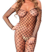 Load image into Gallery viewer, Fence Net Body Stocking