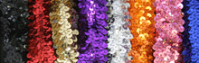 Load image into Gallery viewer, Sequin Garter