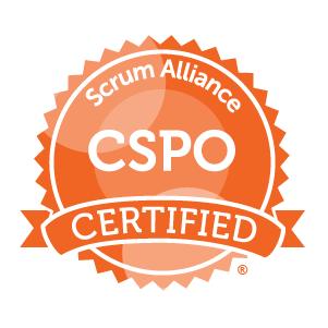 Certified Scrum Product Owner (CSPO)<br>Oct 15 – 16 <br>$899.00 Early Bird Discount until 10/5/2020
