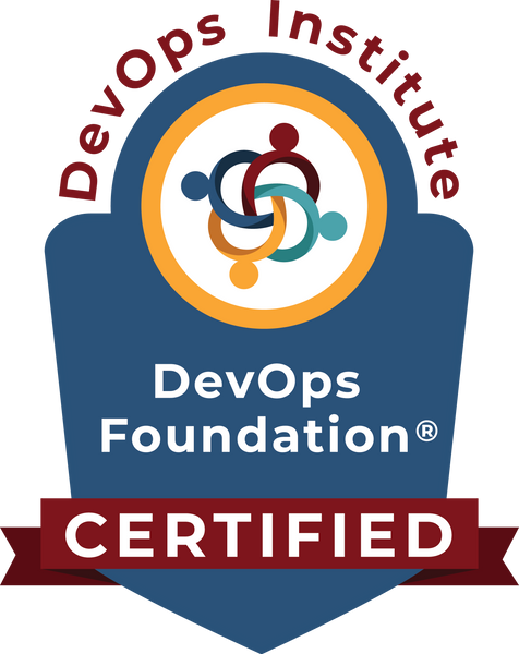 DevOps Foundation <br>Sept 29 – Oct 2  <br>12:30 PM – 5:00 PM (daily)
