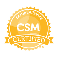Certified ScrumMaster (CSM) <br>Dec 10-11<br>$899.00 Early Bird Discount until 12/3/2020
