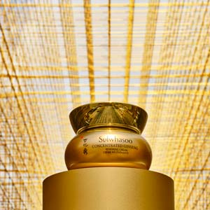 Concentrated Ginseng Renewing Cream Lantern Limited Edition