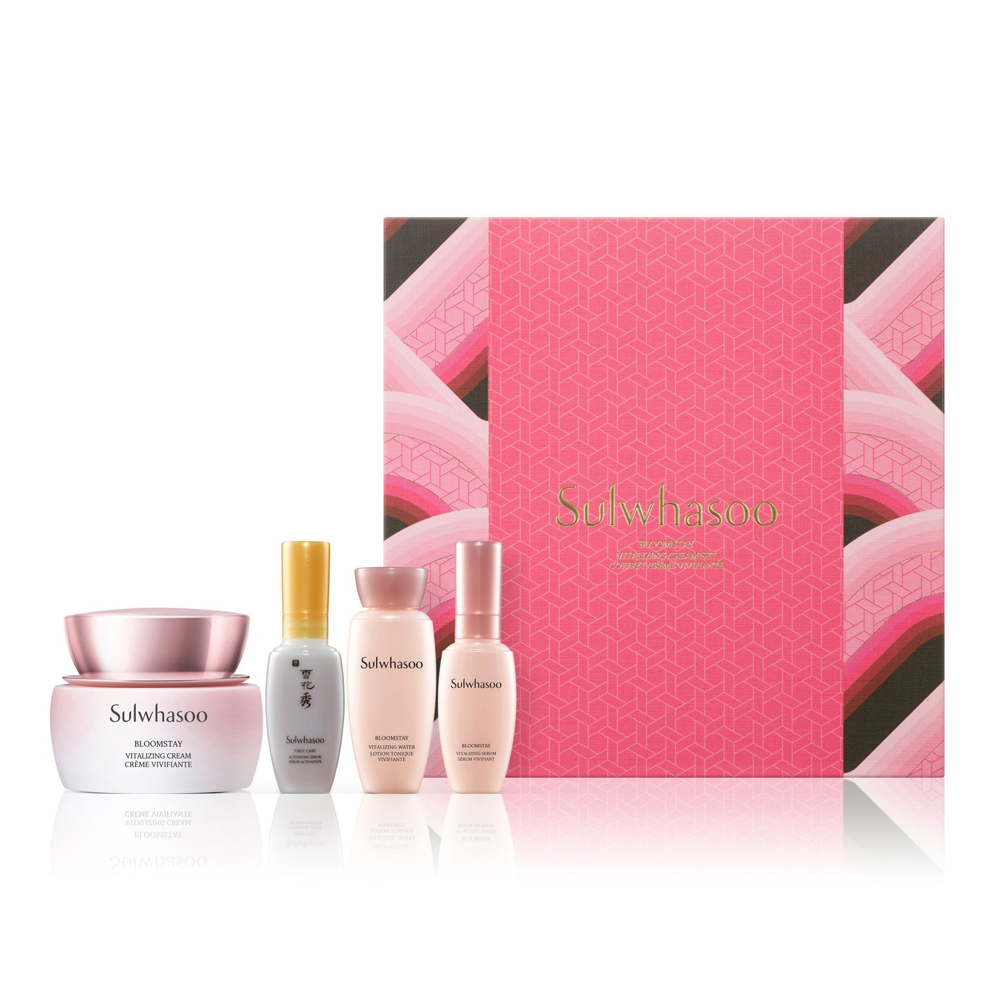 Bloomstay Vitalizing Cream Set