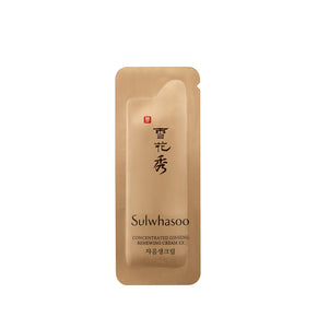 Concentrated Ginseng Renewing Cream 1mL