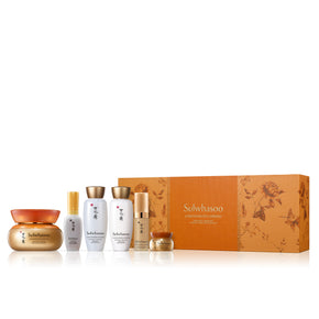 Concentrated Ginseng Renewing Cream Set