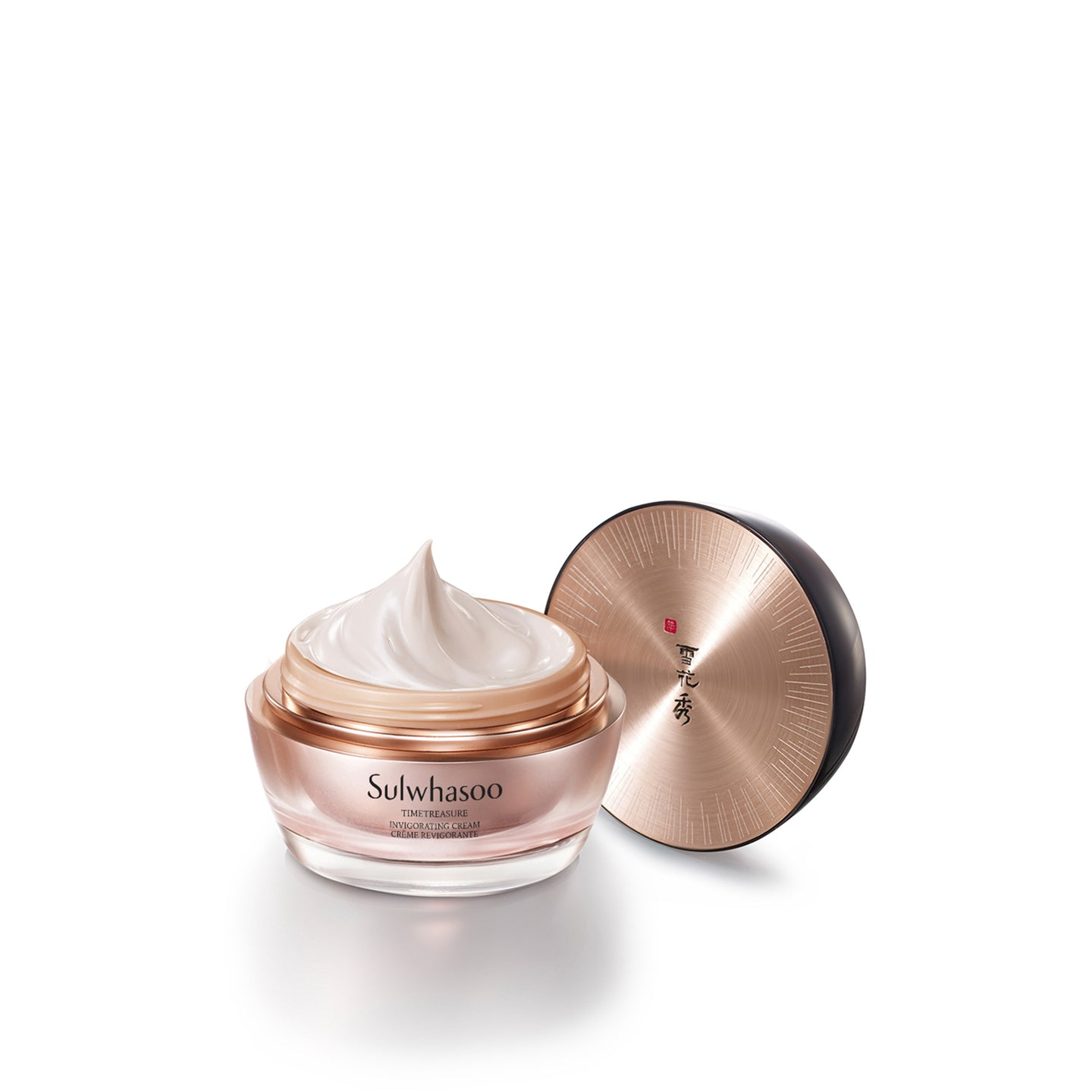 Timetreasure Invigorating Cream