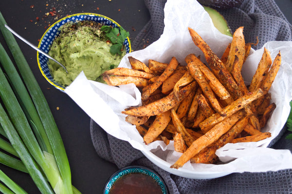 Healthy Sweet Potato Chips Recipe - KOJA