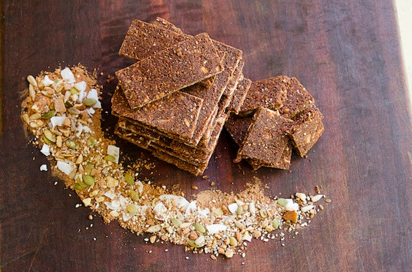 Natural Protein Bar Recipe