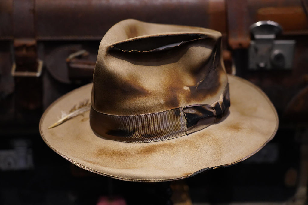 LUCKY FEDORA SERIES  - Johnwalker -