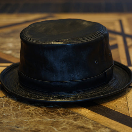 WOLFMAN LEATHER BARBER HAT (5194100)