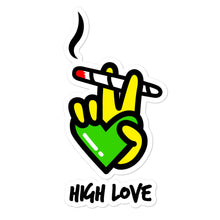 Load image into Gallery viewer, High Love Die Cut Sticker