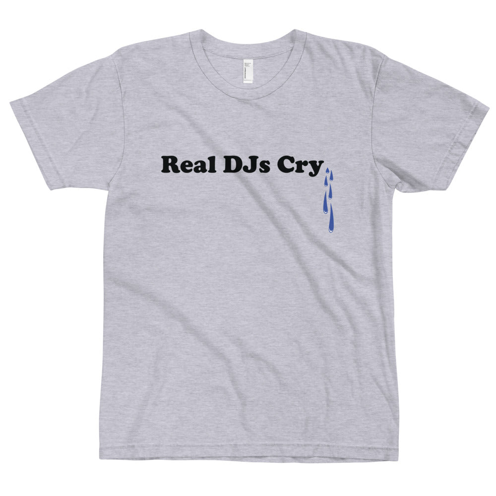 Real DJs Cry Tee