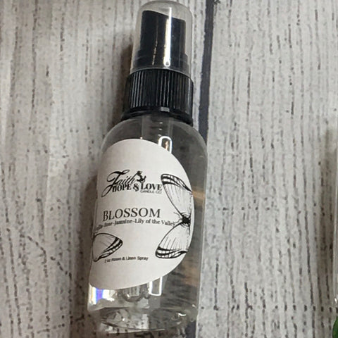 Blossom Room & Linen Spray