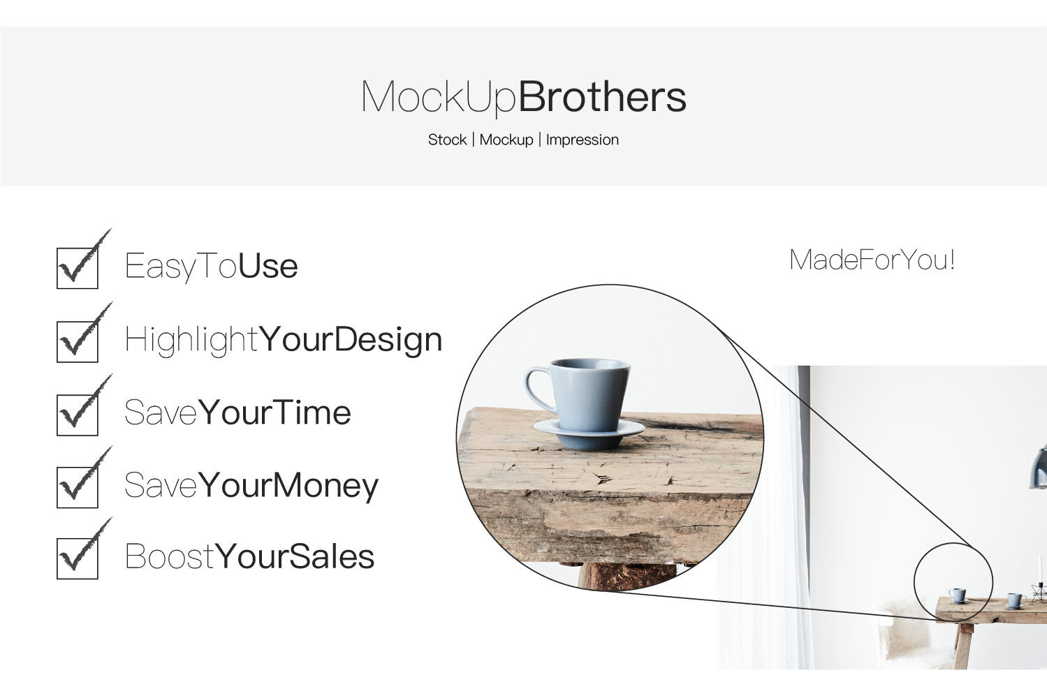 High-resolution interior mockup by Mockup Brothers