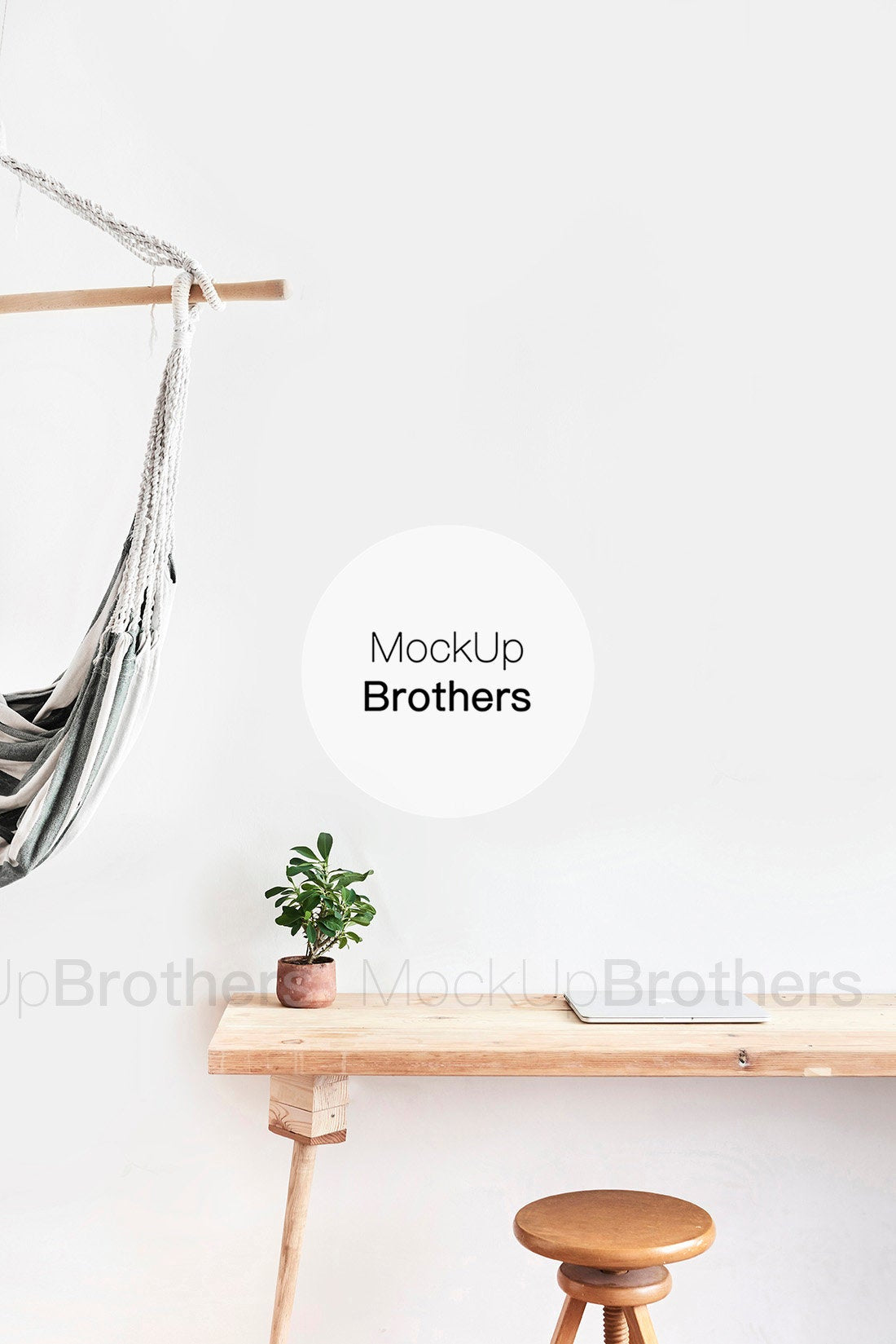 Nordic interior stock photography by Mockup Brothers