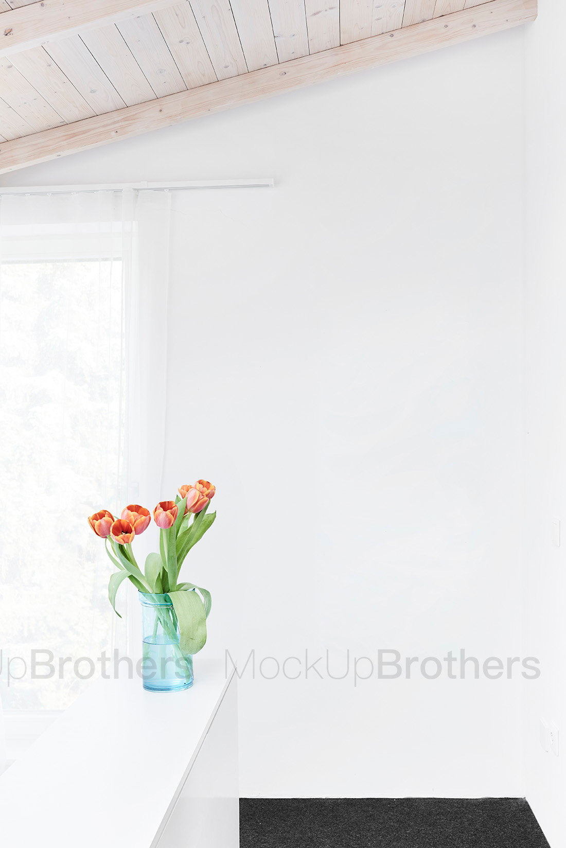 Interior mockup by Mock up Brothers
