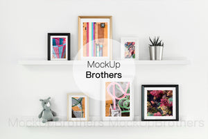 small frame mockups by mock up brothers