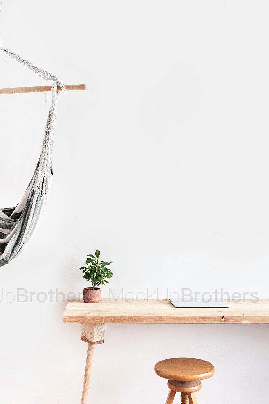 Nordic interior design by mockup brothers