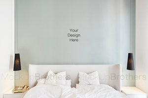 Interior Mockup Bedroom 00
