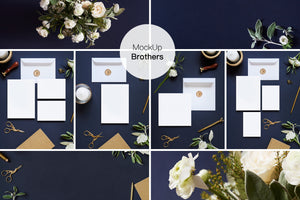 Wedding Mockup Bundle W02