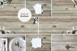 Wedding mockup bundle W07