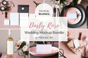 Wedding Mockup Bundle W03