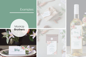 Place card mockup W04_16