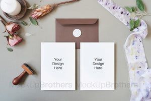 Wedding Invitation Mockup W04_46