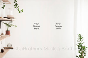 Wall stock photo by Mockup brothers