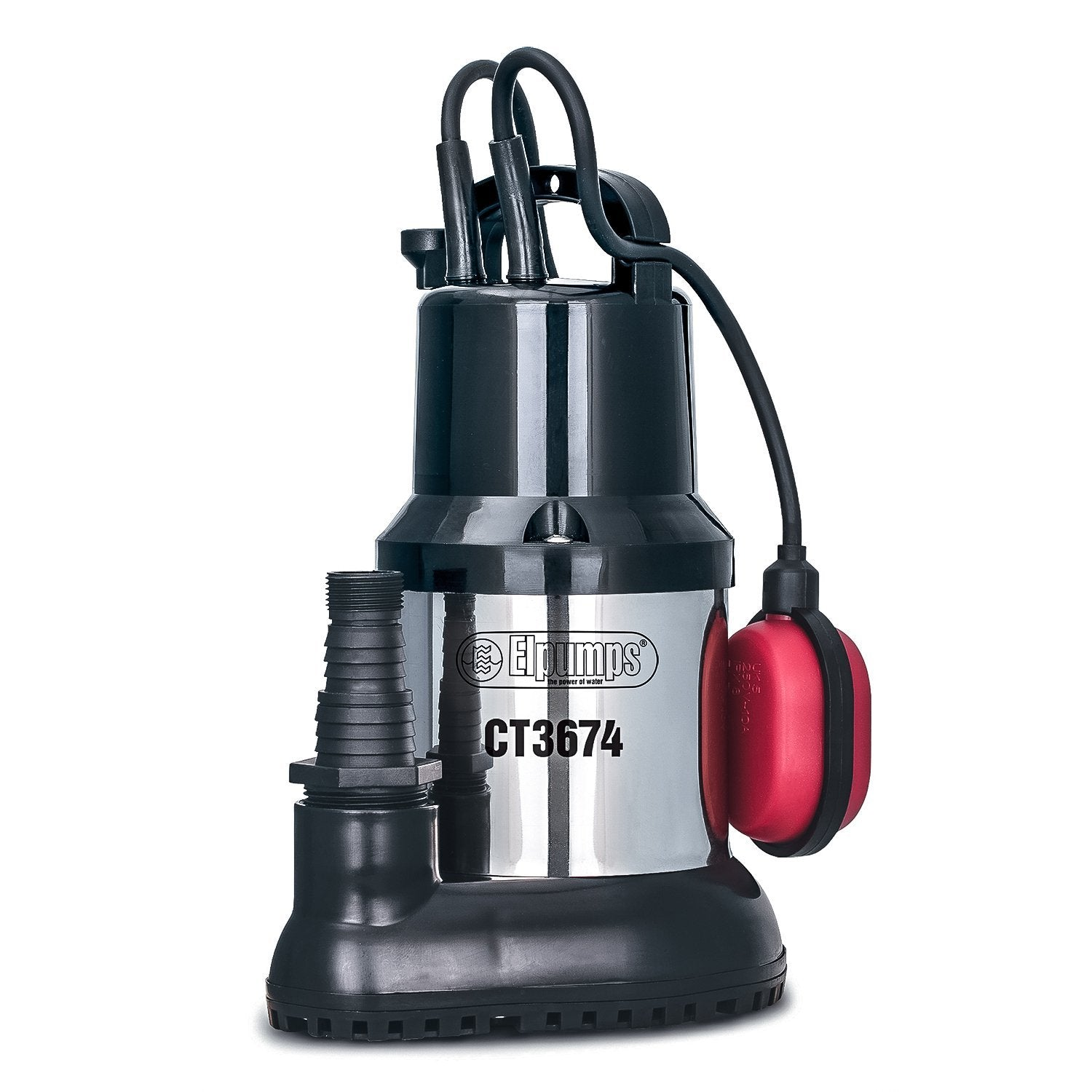 Elpumps CT 3674 Pompe à eau propre Pompe submersible