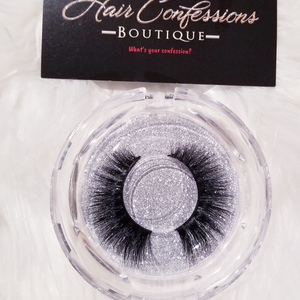 Sin City 3D Mink Lashes