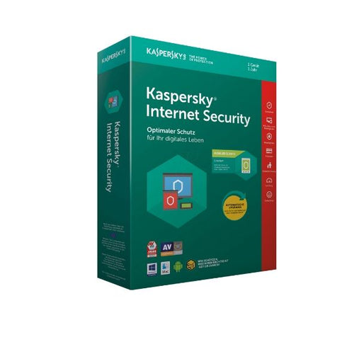 code d'activation Kaspersky Internet Security (5PC/1an) - CodeKey Activation