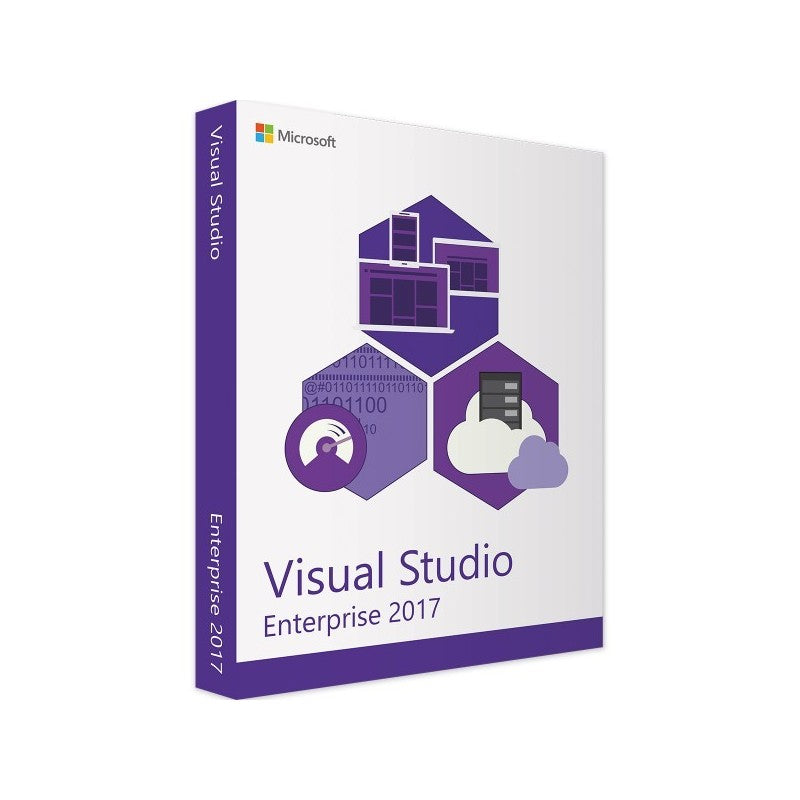 licence Visual Studio 2017 Entreprise - CodeKey Activation