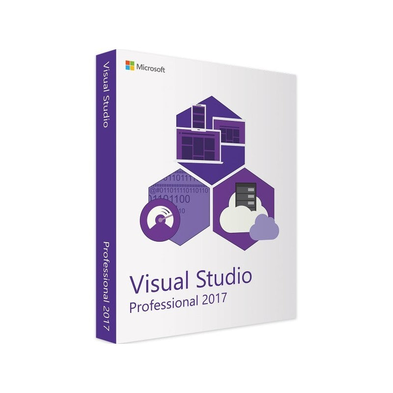 licence Visual Studio 2017 Professionnel - CodeKey Activation