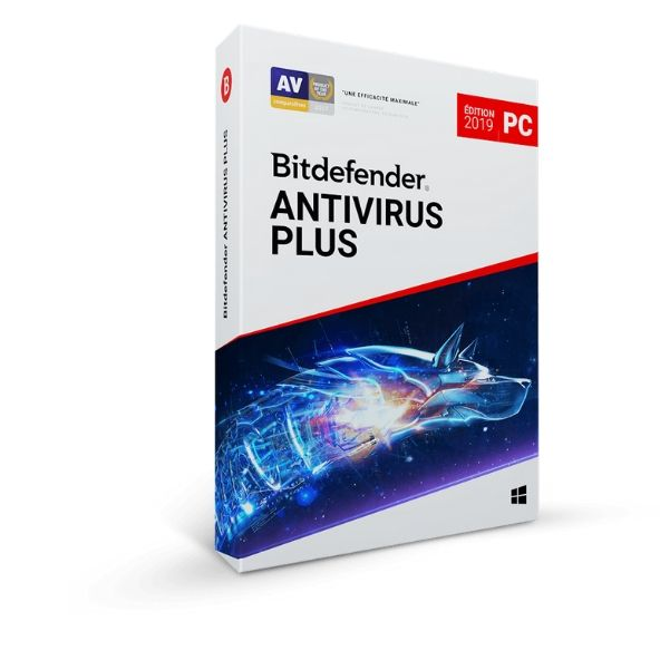 code d'activation BitDefender Antivirus Plus (1an) - CodeKey Activation